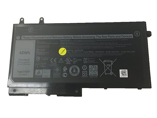 Dell Precision M3540 pc battery 4GVMP R8D7N
