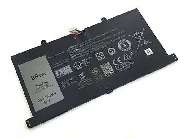 Dell Venue 11 Pro Keyboard Dock D1R74 CFC6C D1R74
