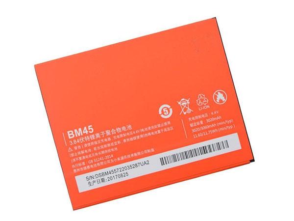 XiaoMI BM45 battery