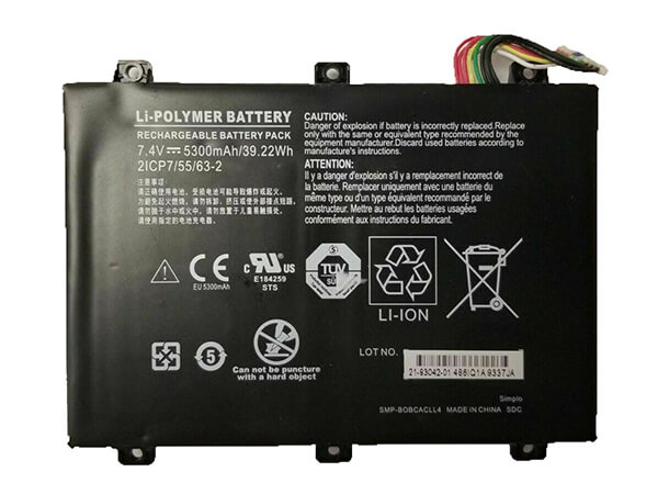 Xplore SMP-BOBCACLL4 battery
