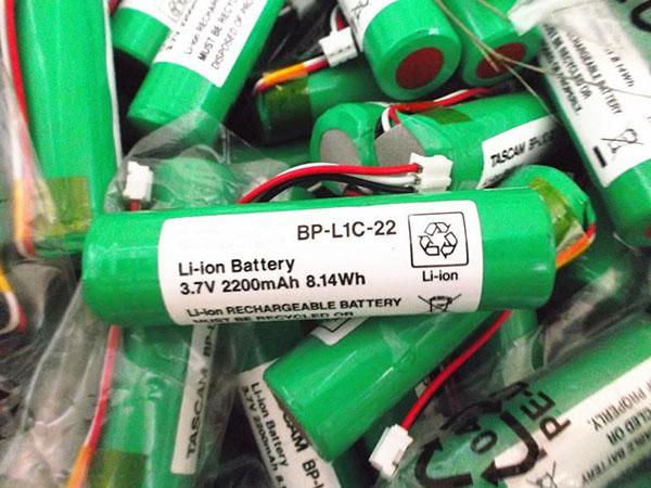 TASCAM BP-L1C-22 battery