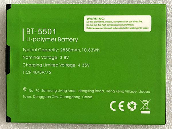 Leagoo BT-5501 battery
