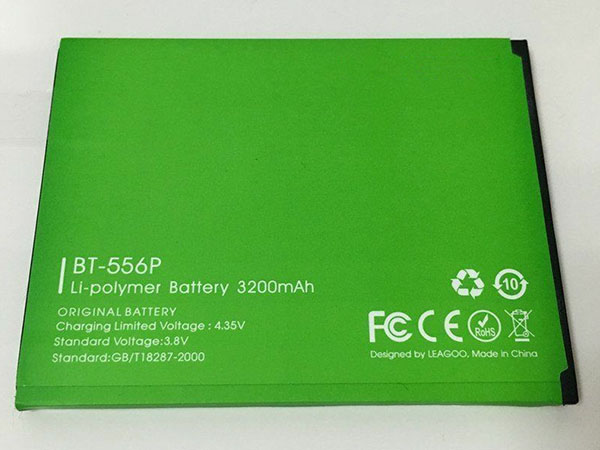 Leagoo BT-556P battery