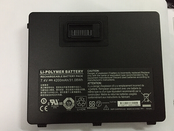 SMP SMP-CARPOCLG2 battery