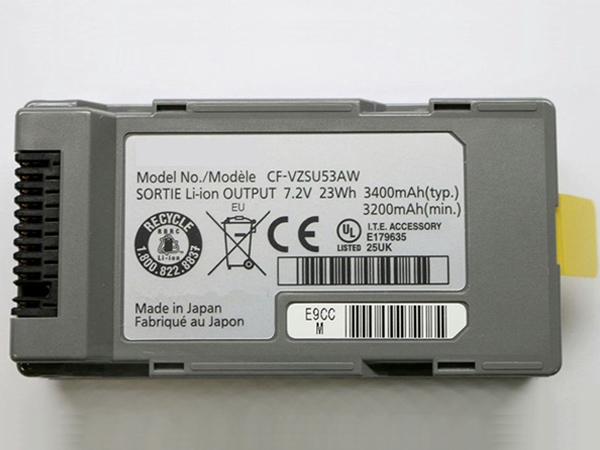 Panasonic CF-VZSU53W battery