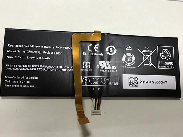 L11C2P32 Battery Replacement Lenovo L11C2P32 Tablet PC