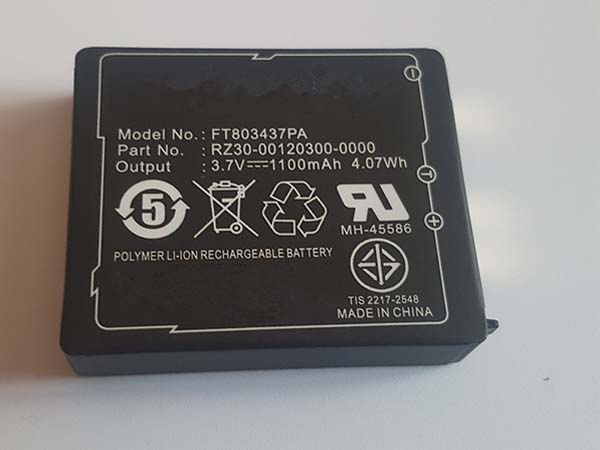 RAZER Gaming Mouse Battery FT803437PA LP083442A RZ30-0012030