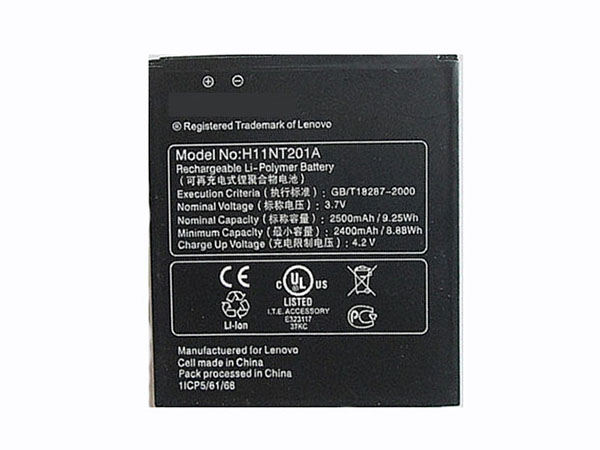 Lenovo H11NT201A battery