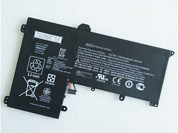 HP MA02XL battery