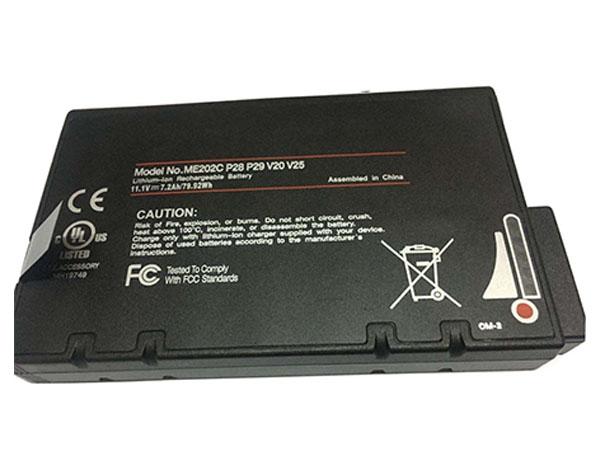 Getac BP-LP2900 battery