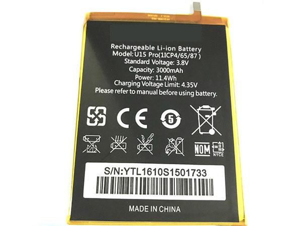 Oukitel U15_Pro battery