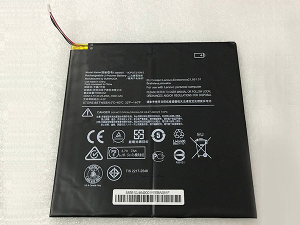Lenovo Tablet01 battery
