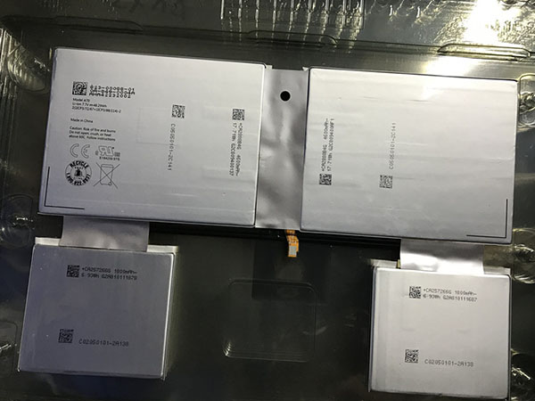 SMP A70 battery